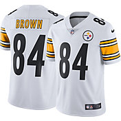 Nike Men's Away Limited Jersey Pittsburgh Steelers Antonio Brown #84