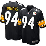 Nike Men's Home Game Jersey Pittsburgh Steelers Lawrence Timmons #94