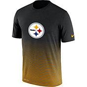 Nike Men's Pittsburgh Steelers New Day Enhanced Black T-Shirt