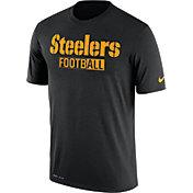 Nike Men's Pittsburgh Steelers All Football Legend Black T-Shirt