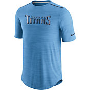 Nike Men's Tennessee Titans Player Navy Performance T-Shirt
