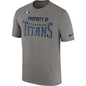 Nike Men's Tennessee Titans Property Of Grey T-Shirt