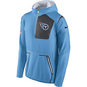 Nike Men's Tennessee Titans Sideline 2016 Alpha Fly Rush Blue Jacket