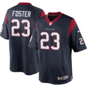 Nike Men's Home Limited Jersey Houston Texans Arian Foster #23