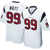 Nike Men's Away Game Jersey Houston Texans J.J. Watt #99