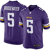 Nike Men's Home Limited Jersey Minnesota Vikings Teddy Bridgewater #5