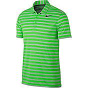 Nike Men's Breathe Stripe Golf Polo