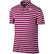 Nike Men's Breathe Stripe Golf Polo