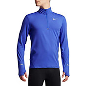 Nike Men's Dri-FIT Half-Zip Running Shirt