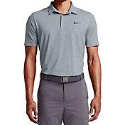 Nike Men's Mobility Emboss Golf Polo
