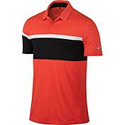 Nike Men's Mobility Colorblock Golf Polo