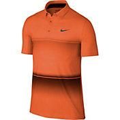 Nike Men's Mobility Stripe Golf Polo