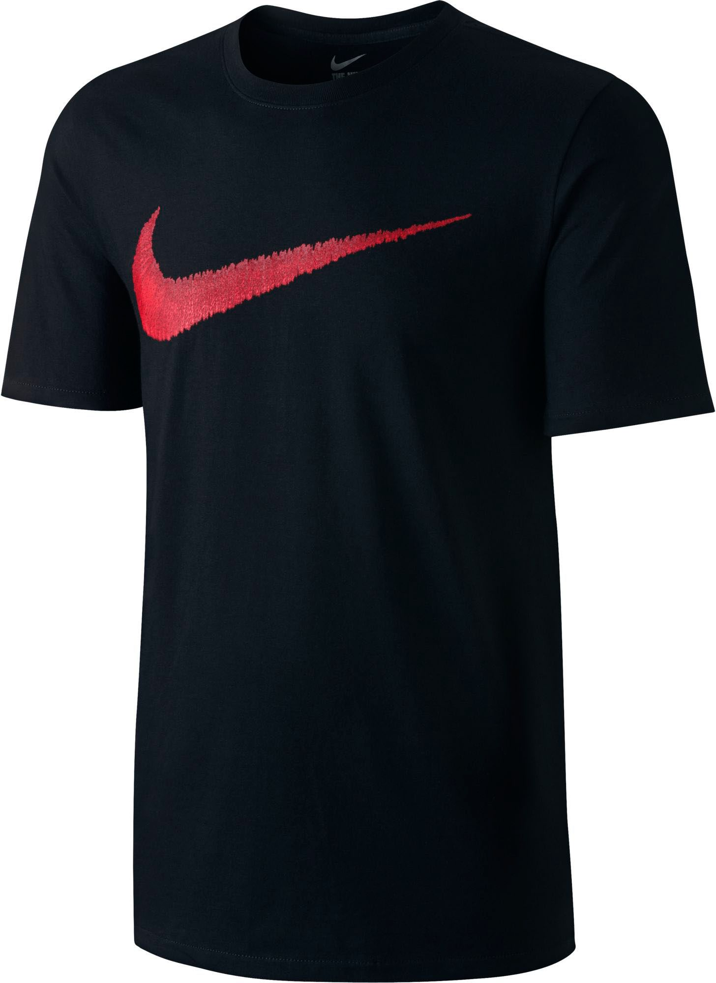 product image nike mens hangtag swoosh graphic t shirt - Basketball T Shirt Design Ideas