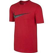 Nike Men's Hangtag Swoosh Graphic T-Shirt