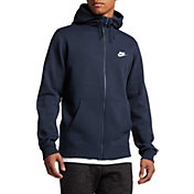 Nike Men's Sportswear Club Fleece Full Zip Hoodie