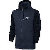 Nike Men's Sportswear Advance 15 Full Zip Hoodie