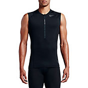 Nike Men's Pro Hyperwarm Sleeveless Shirt