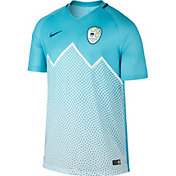 Nike Men's Slovenia Replica Home Jersey