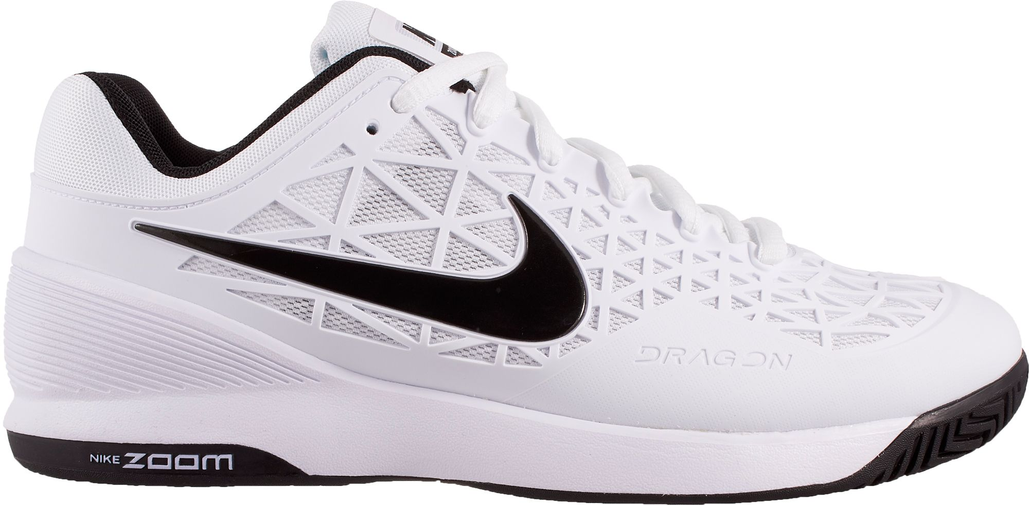 Nike Mens Zoom Cage 2 Tennis Shoes 000 000   000 noImageFound