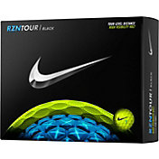 Nike RZN Tour Black Volt Golf Balls