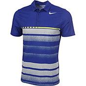 Nike Men's Icon Printed Golf Polo