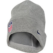 Nike Men's USA Dark Grey Dri-FIT Beanie