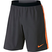 Nike Men's Strike Stretch Longer Woven Soccer Shorts