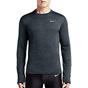 Nike Men's Therma Sphere Element Long Sleeve Running Shirt