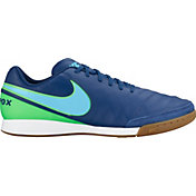 Nike Men's Tiempo Geino II Leather Indoor Soccer Shoes