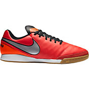 Nike Men's Tiempo Geino II Leather Indoor Soccer Shoes