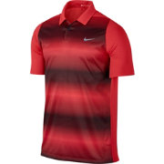Nike Men's TW Velocity Max Sphere Stripe Golf Polo