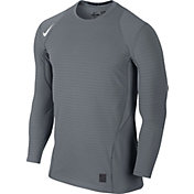 Nike Men's Pro Warm Long Sleeve Compression Shirt