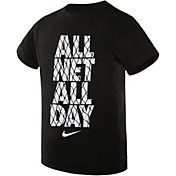 Nike Toddler Boys' All Net All Day T-Shirt
