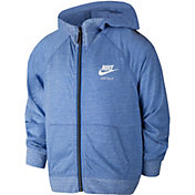 Nike Toddler Girls' Gym Vintage Full-Zip Jacket
