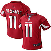 Nike Toddler Home Game Jersey Arizona Cardinals Larry Fitzgerald #11