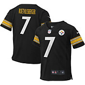 Nike Toddler Home Game Jersey Pittsburgh Steelers Ben Roethlisberger #7