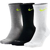 Nike Dri-FIT Cushion Crew Socks 3 Pack