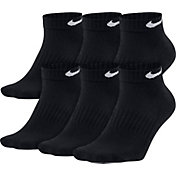 Nike Cotton Low Cut Socks 6 Pack