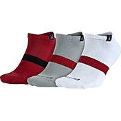 Jordan Dri-FIT No Show Socks 3 Pack