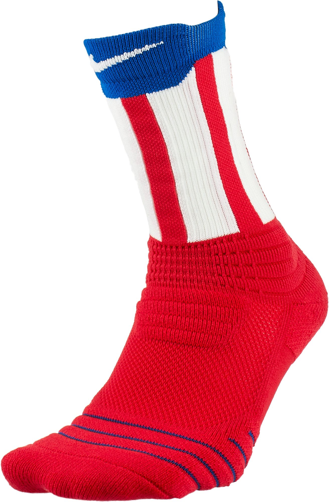 Product Image � Nike Elite Versatility July 4 Crew Socks