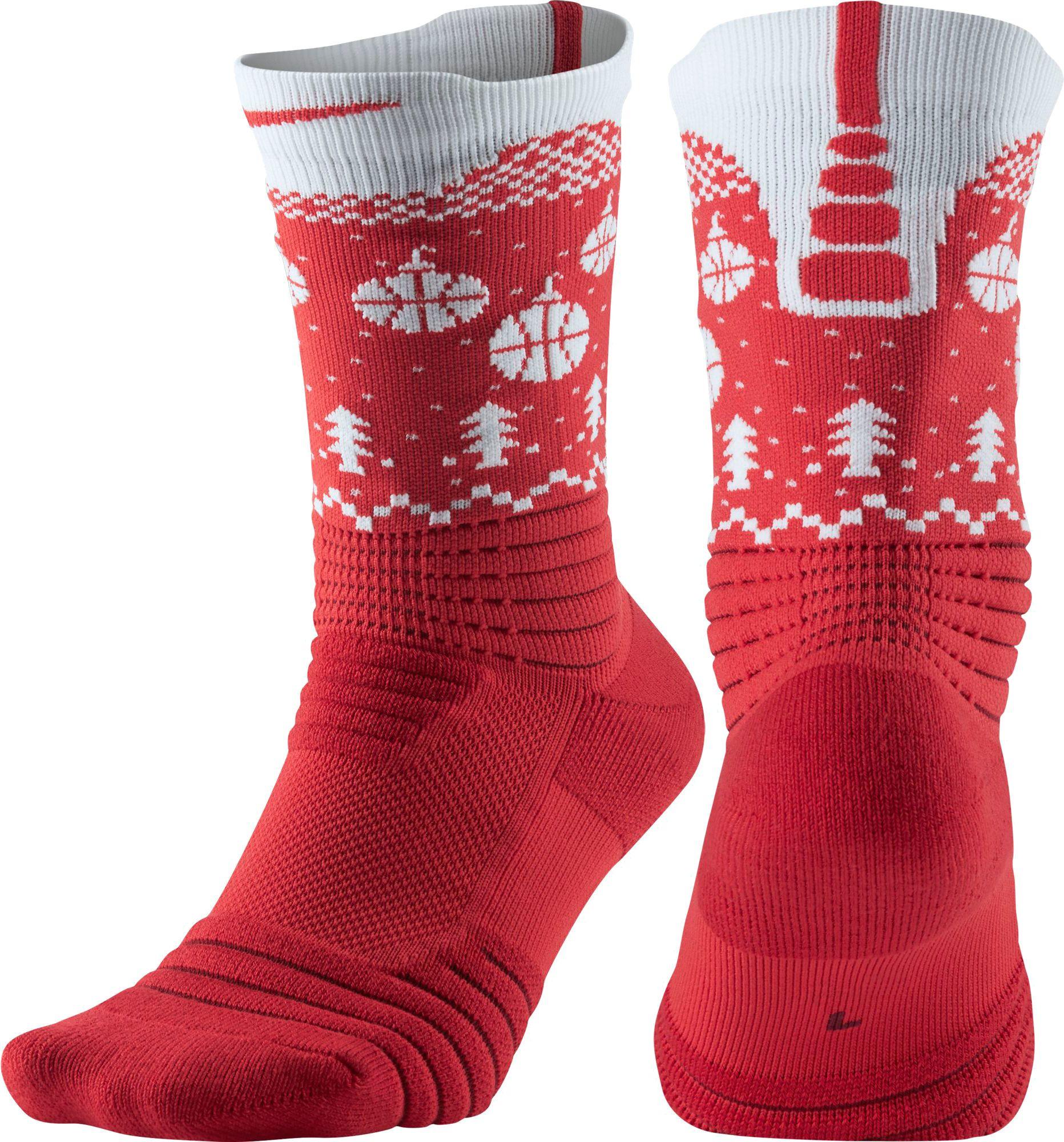 Nike Elite Socks Football Logo Just Wire Christmas Lights Tester Measuringandtestcircuit Circuit Diagram Versatility Holiday Crew Dick S Sporting Goods Rh Dickssportinggoods Com Symbol