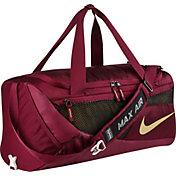 Nike Florida State Seminoles Garnet Duffle Bag