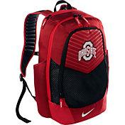 Nike Ohio State Buckeyes Scarlet Backpack
