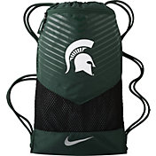 Nike Michigan State Spartans Green Gym Sack