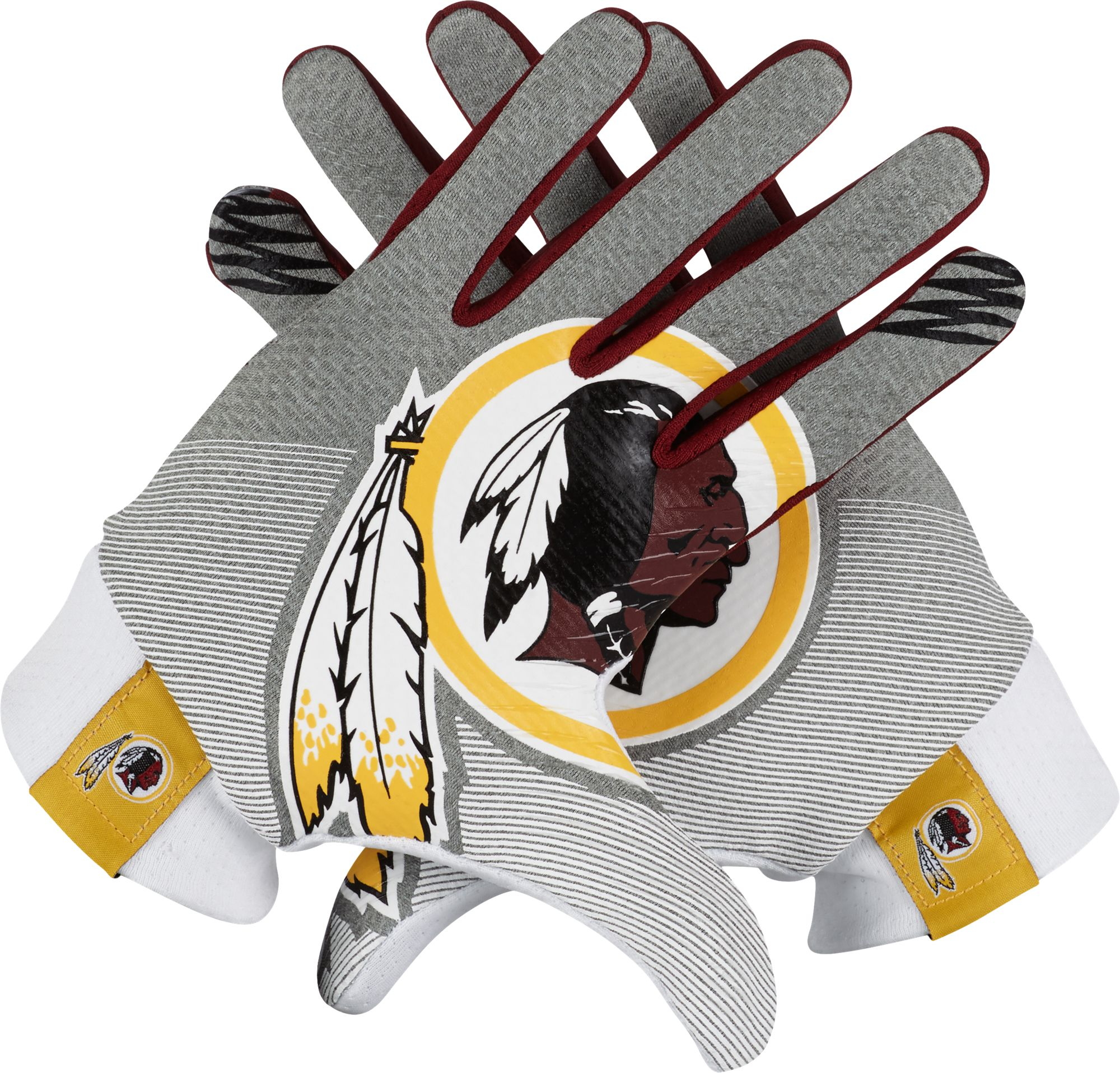 nike washington redskins stadium gloves u0027s sporting goods