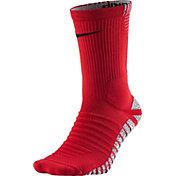 Nike GRIP Strike Cushioned Crew Football Socks