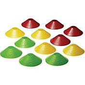 Nike Multi-Color Training Disks - 12 Pack