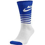 Nike HBR Classic Striped Crew Socks
