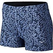 Nike Women's 3'' Pronto Essential Printed Running Shorts