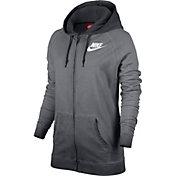 Nike Women's Boyfriend Solstice Full Zip Hoodie